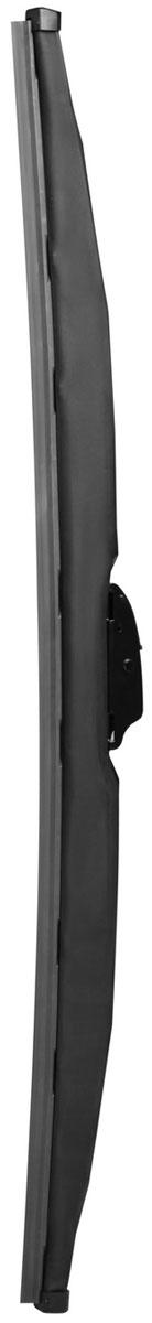 Щетка стеклоочистителя Airline, зимняя, 53 см, 1 шт112825Зимняя щетка Airline, хотя и может использоваться круглый год, идеальна для работы зимой. Щетка выполнена из искусственной резины, произведенной по эксклюзивной anti-age технологии с использованием озона. Вся используемая резина имеет графитовое покрытие, что обеспечивает низкое трение и бесшумную работу.