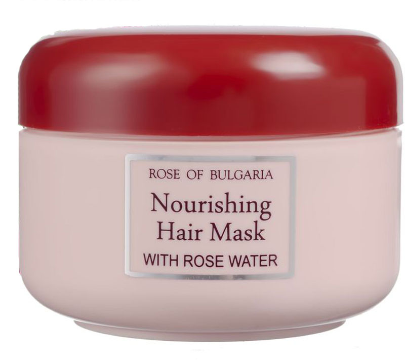 Rose of Bulgaria Маска для волос питающая, 330 мл лавена розовая вода роуз оф болгария 330 мл