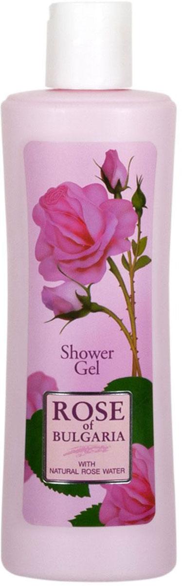 Rose of Bulgaria Гель для душа с дозатором, 230 млFS-00897Нежный и деликатный душ–гель для ежедневной гигиены тела. Эффективно смывает загрязнения, не нарушая физиологический баланс кожи. Содержит уникальную болгарскую натуральную розовую воду с большим содержанием эфирного розового масла, обладающим отличными антибактериальными свойствами. Гель не раздражает и не сушит кожу, создает длительное чувство чистоты и комфорта.