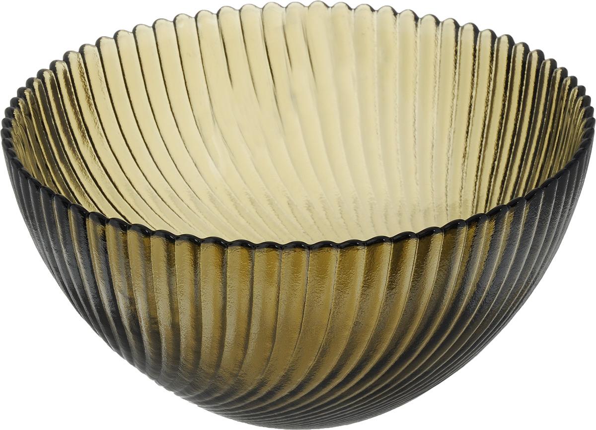 Салатник NiNaGlass Альтера, цвет: дымчатый, диаметр 16 см115510Салатник NiNaGlass Альтера выполнен извысококачественного стекла и декорированрельефным узором. Он подойдет для сервировкистола как для повседневных, так и дляторжественных случаев.Такой салатник прекрасно впишется в интерьервашей кухни и станет достойным дополнением ккухонному инвентарю. Подчеркнет прекрасныйвкус хозяйки и станет отличным подарком.Не рекомендуется использовать вмикроволновой печи и мыть в посудомоечноймашине.Диаметр салатника (по верхнему краю): 16 см.Высота стенки: 8 см.