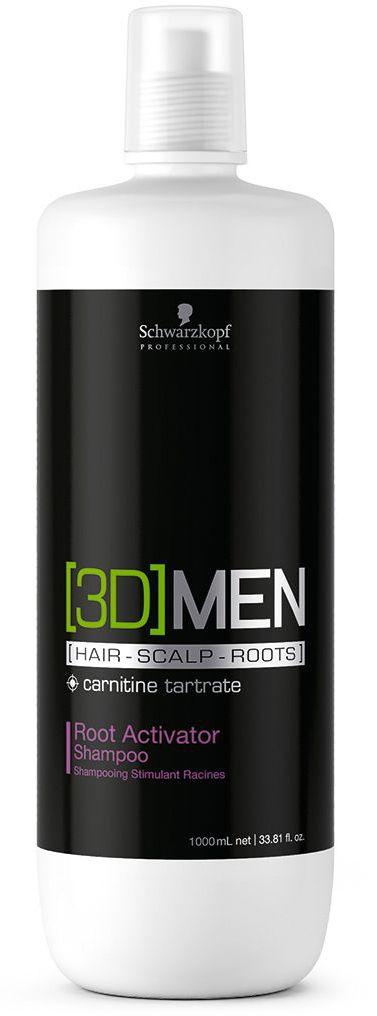 [3D]Men Deep Cleansing Шампунь активатор роста волос – очищение 1000 млFS-36054Шампунь Активатор роста волос. Для мужчин. Стимулирует волосянные луковицы и помогает волосам восстановить плотность, а также сокращает потерю волос. Пантенол , таурин и карнитин - это три ключевых компонента, которые воздействуют одновременно на волосы, кожу головы и корни волос, влияя на факторы роста волос и доставляя питательные вещества в волосяные фолликулы. Для достижения максимального результата рекомендуется использовать в комплексе с сывороткой активатором роста волос [3D]MEN Root Activator.