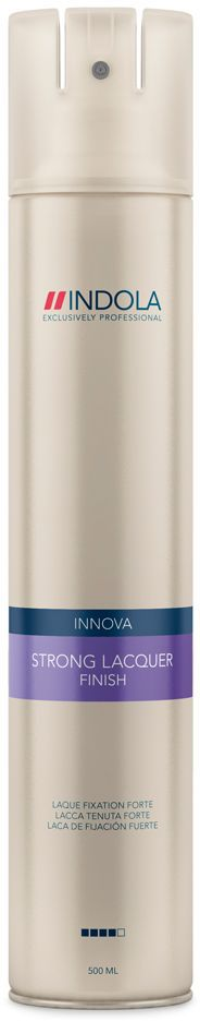 Indola Finish Лак для волос сильной фиксации 500 мл1970454Содержит фильмформеры и систему микрораспыления, обеспечивающие сильную фиксацию. Быстро сохнет и легко счесывается, не оставляя белого налета.