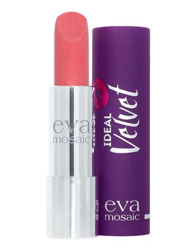 Eva Mosaic Губная помада Ideal Velvet матовая, 4,3 г, 01С1028.5Матовая с высоким содержанием пигмента формула помады подарит вашим губам интенсивный цвет. Превосходно наносится, оставляя тонкое равномерное устойчивое покрытие. Входящие в состав витамины E и F смягчают и увлажняют нежную кожу губ в течение всего дня. Не содержит силикона. Помаду можно наносить самостоятельно или в сочетании с контурным карандашом. Для наилучшего результата рекомендуется наносить на предварительно увлажненную кожу губ.