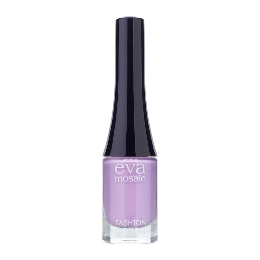 Eva Mosaic Лак для ногтей Fashion Color, 6 мл, 334PMF3000Стойкие лаки для ногтей в экономичной упаковке небольшого объема - лак не успеет надоесть или загустеть! Огромный спектр оттенков - от сдержанной классики до самых смелых современных тенденций. - легко наносятся и быстро сохнут - обладают высокой стойкостью и зеркальным блеском - эргономичная плоская кисть для быстрого, аккуратного и точного нанесения.