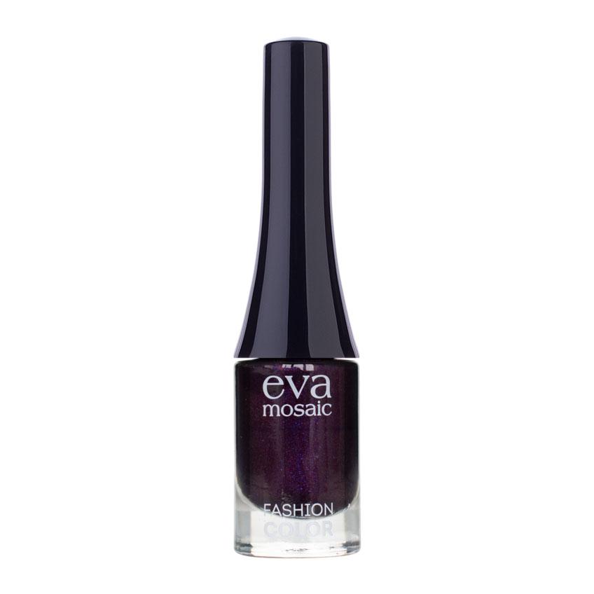 Eva Mosaic Лак для ногтей Fashion Color, 6 мл, 337УТ000000909Стойкие лаки для ногтей в экономичной упаковке небольшого объема - лак не успеет надоесть или загустеть! Огромный спектр оттенков - от сдержанной классики до самых смелых современных тенденций. - легко наносятся и быстро сохнут - обладают высокой стойкостью и зеркальным блеском - эргономичная плоская кисть для быстрого, аккуратного и точного нанесения.