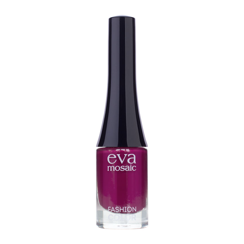 Eva Mosaic Лак для ногтей Fashion Color, 6 мл, 338