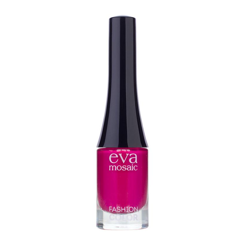 Eva Mosaic Лак для ногтей Fashion Color, 6 мл, 339перфорационные unisexСтойкие лаки для ногтей в экономичной упаковке небольшого объема - лак не успеет надоесть или загустеть! Огромный спектр оттенков - от сдержанной классики до самых смелых современных тенденций. - легко наносятся и быстро сохнут - обладают высокой стойкостью и зеркальным блеском - эргономичная плоская кисть для быстрого, аккуратного и точного нанесения.