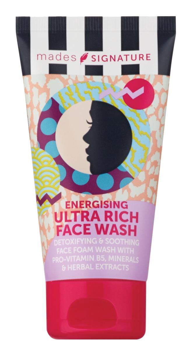 Mades cosmetics Пенка энергетическая для умывания, 50 мл011050Пена мягко очищает, содержит провитамин В5, минералы и растительные экстракты.