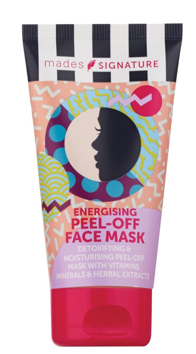 Mades cosmetics Маска-пленка для лица энергетическая отшелушивающая, 50 мл62811Маска отшелушивает и мягко удаляет омертвевшие клетки кожи.