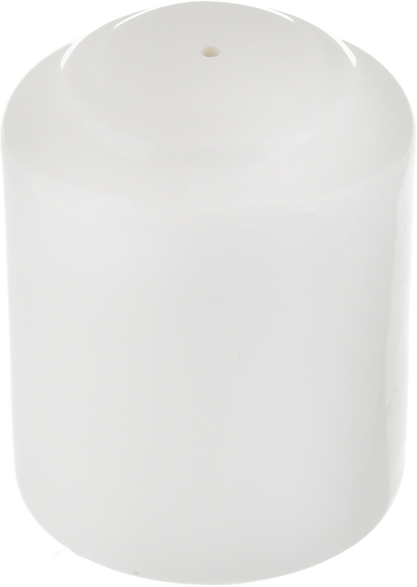 Перечница Ariane Прайм, 4,5 х 4,5 х 5,6 смVT-1520(SR)Перечница Ariane Прайм изготовлена из высококачественного фарфора. Изделие имеет одно отверстие для высыпания специй, на дне - отверстие, позволяющее наполнить емкость, снабженное пластиковой вставкой. Уникальный состав сырья, новейшие технологии и контроль качества гарантируют: снижение риска сколов, повышение термической и механической прочности, высокую сопротивляемость шоковым воздействиям, высокую устойчивость к стиранию, устойчивость к царапинам, возможность использования в духовых, микроволновых печах и посудомоечных машинах без потери внешнего вида, гладкий и блестящий внешний вид, абсолютную функциональность, относительную безопасность в случае боя, защиту от деформации.Такая перечница украсит сервировку любого стола и подчеркнет прекрасный вкус хозяина.Размеры перечницы: 4,5 х 4,5 х 5,6 см.