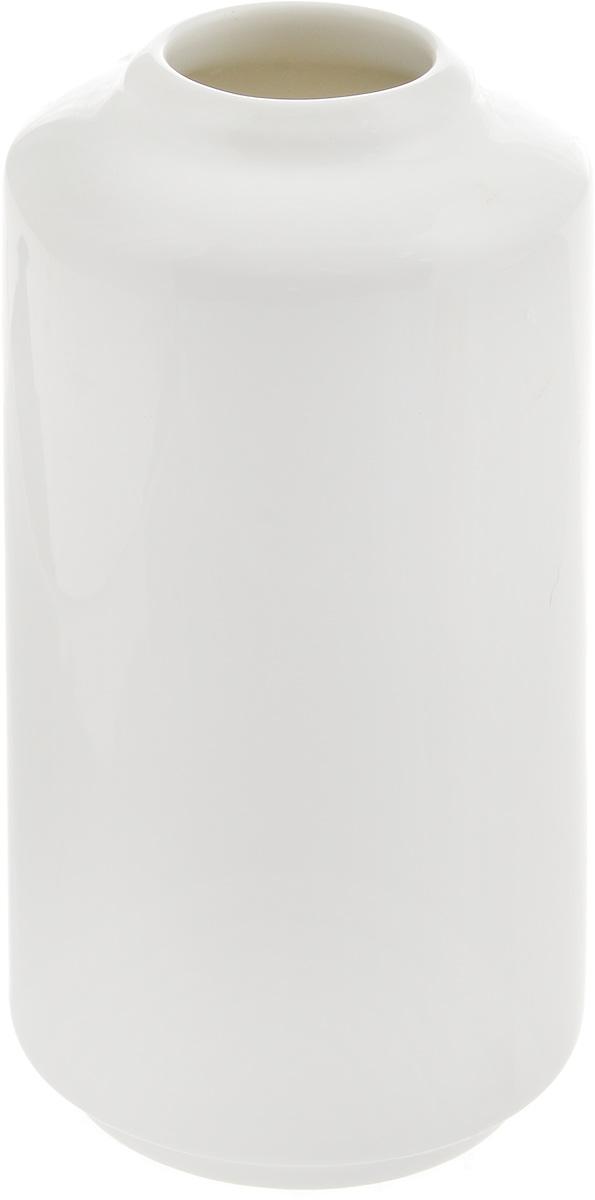 Ваза Ariane Прайм, высота 12 смFS-91909Изящная ваза Ariane Прайм изготовлена из высококачественного фарфора в форме тубуса. Такое оформление делает ее изящным украшением интерьера.Ваза Ariane Прайм дополнит интерьер офиса или дома и станет желанным и стильным подарком.Размер вазы: 5 х 5 х 12 см.