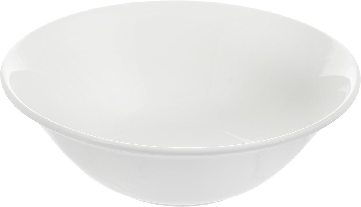 Салатник Ariane Прайм, 3 л10950650Салатник Ariane Прайм, изготовленный из высококачественного фарфора с глазурованным покрытием, прекрасно подойдет для подачи различных блюд: закусок, салатов или фруктов. Такой салатник украсит ваш праздничный или обеденный стол.Можно мыть в посудомоечной машине и использовать в микроволновой печи.Диаметр салатника (по верхнему краю): 30 см.Диаметр основания: 13 см.Высота стенки: 9,5 см.Объем салатника: 3 л.