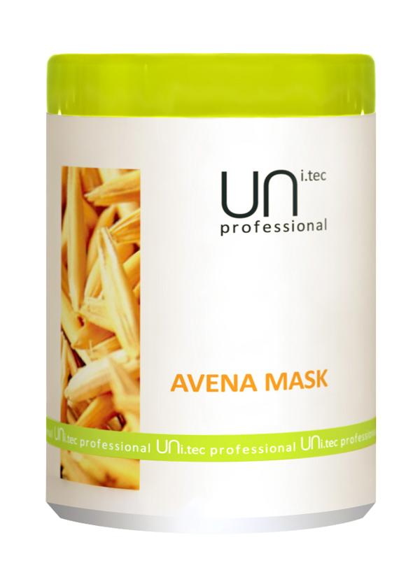 Uni.tec Маска для волос питательная Avena Mask, 1000 мл2065713Комплекс активных ингредиентов интенсивно питает и увлажняет волосы, восстанавливает естественный гидробаланс. Применение: Нанести на чистые, вымытые волосы легкими массирующими движениями по всей длине, распутать если нужно. Для усиления действия оставить на 3 минуты, тщательно смыть теплой водой.