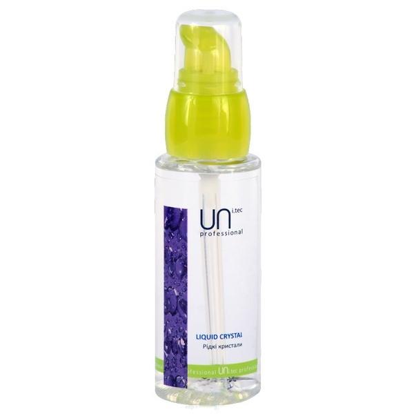 Uni.tec Жидкие кристаллы Liquid Crystal, 50 мл2066333Придают блеск и восстанавливают структуру сухих и поврежденных волос. Являясь составляющей формулы, персиковое масло оказывает регенерирующее, смягчающее и антиоксидантное действия, благодаря содержанию полиненасыщенных и насыщенных жирных кислот, витаминов, микроэлементов. Абрикосовое масло обладает высокой биологической активностью, питает и восстанавливает структуру волос, регулирует гидролипидный баланс. Взаимодействие цикличных силиконов с персиковым и абрикосовым маслом создает защитное покрытие по всей длине волоса, обеспечивая сохранение влаги внутри капиллярного волокна, защиту от механических повреждений, гарантируют защиту от UV-излучения и негативного воздействия окружающей среды, предупреждают повреждения волос во время термической обработки, препятствует электризации волос. Не утяжеляют и не жирнят волосы. Применение: нанести небольшое количество на влажные или сухие волосы. Не смывать.