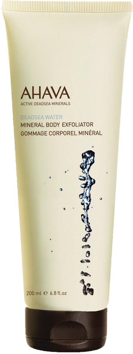 Ahava Deadsea Water М Минеральный скраб для тела 200 мл84915065Вода Мертвого моря и специальные красные гранулы водорослей стимулируют обновление кожи и обеспечить эффективную базу ежедневного очищения и отшелушивания, повышения способности кожи к увлажнению.