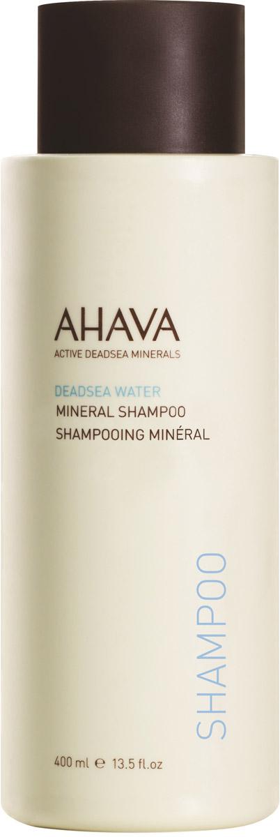 Ahava Deadsea Water М Минеральный шампунь 400 мл ahava набор duo deadsea mud набор дуэт