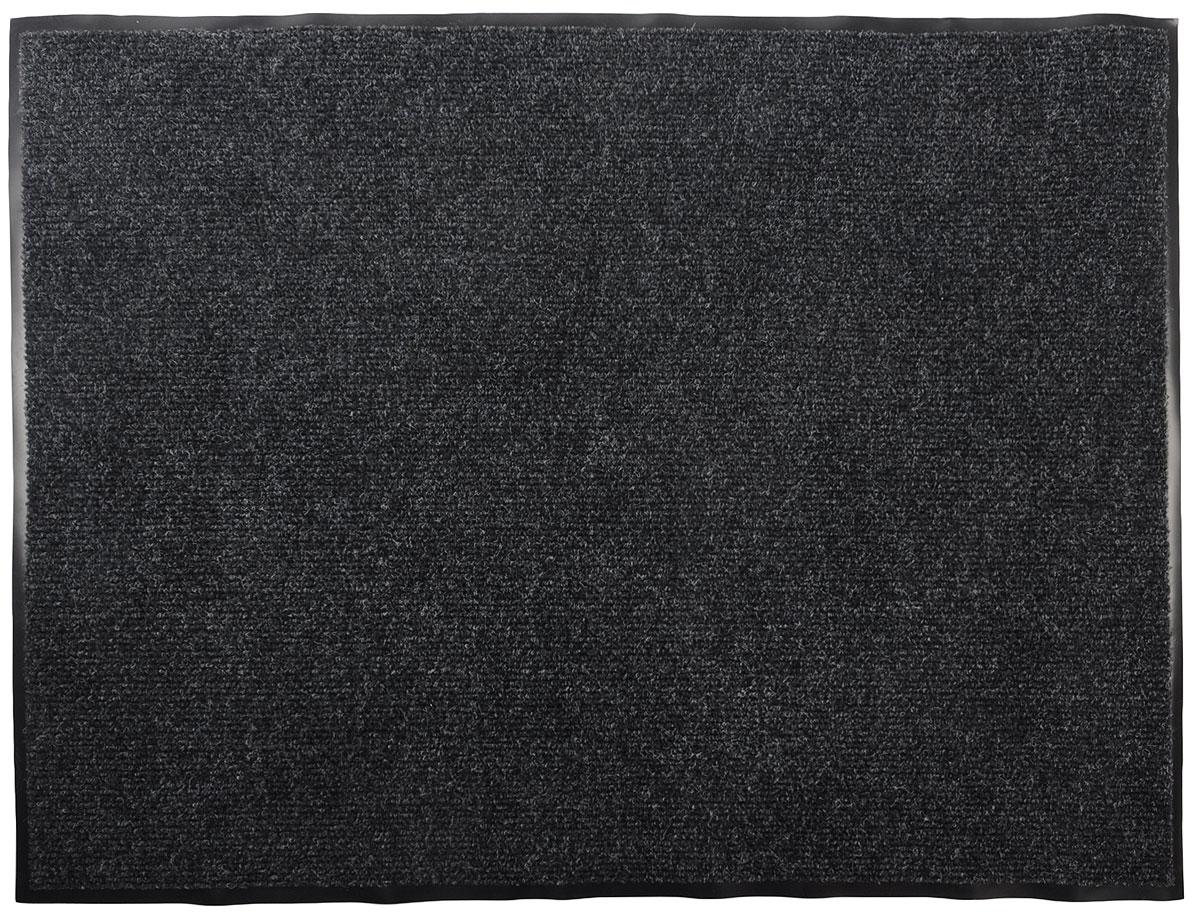 Коврик придверный Vortex Профи, влаговпитывающий, цвет: серый, 90 х 120 см531-103Влаговпитывающий придверный коврик Vortex Профи выполнен из ПВХ и полиэстера. Он прост в обслуживании, прочный и устойчивый к различным погодным условиям. Лицевая сторона коврика мягкая. Прорезиненная основа предотвращает его скольжение по гладкой поверхности и обеспечивает надежную фиксацию. Такой коврик надежно защитит помещение от уличной пыли и грязи.
