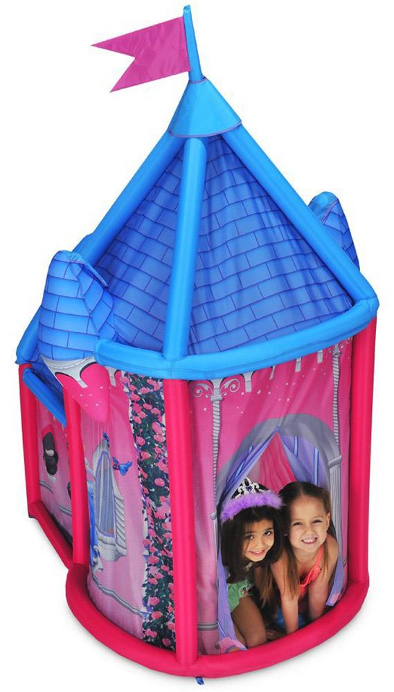 Ninja Игровой набор Надувной Дом Дворец Принцесс - Игры на открытом воздухе