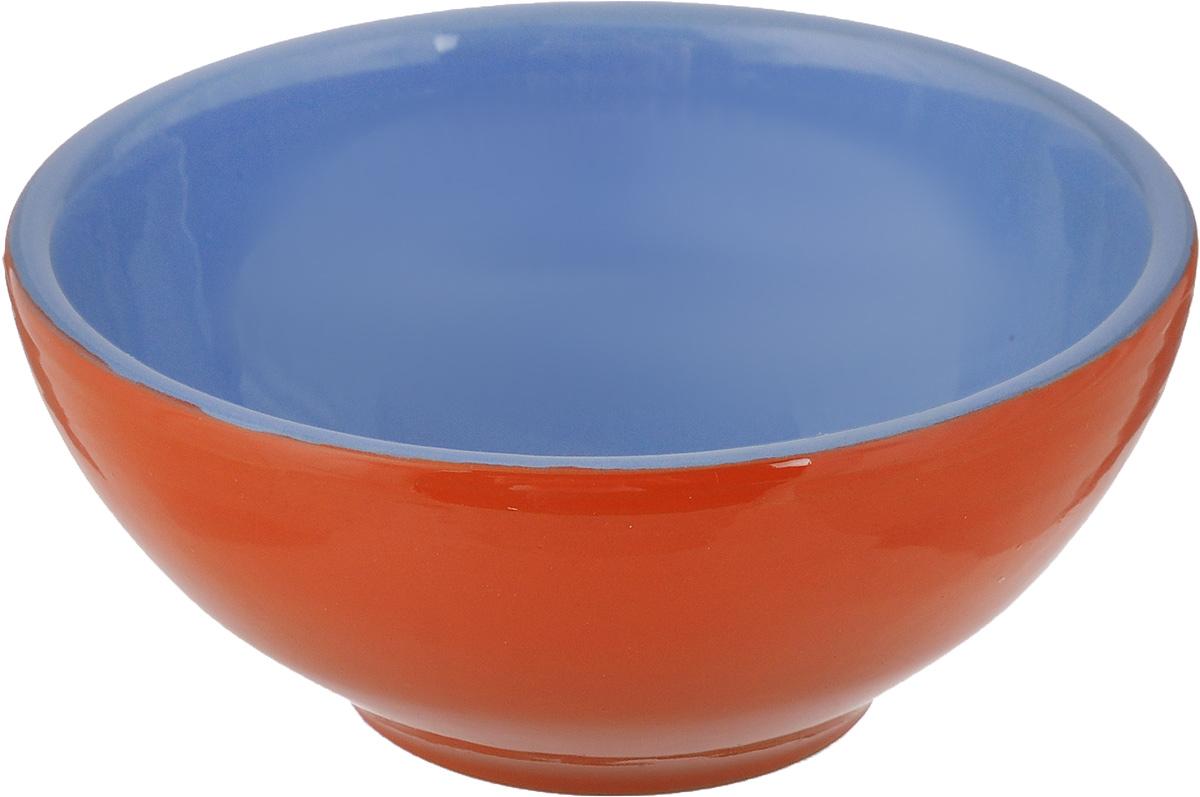 Розетка для варенья Борисовская керамика Радуга, цвет: оранжевый, фиолетовый, 200 мл115510Розетка для варенья Борисовская керамика Радуга изготовлена из высококачественной керамики. Изделие отлично подойдет для подачи на стол меда, варенья, соуса, сметаны и многого другого.Такая розетка украсит ваш праздничный или обеденный стол, а яркое оформление понравится любой хозяйке. Можно использовать в духовке и микроволновой печи. Диаметр (по верхнему краю): 10 см.Высота: 4,5 см.Объем: 200 мл.