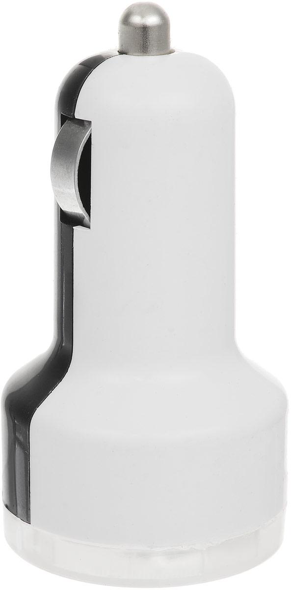 Устройство зарядное Триада USB-740, 2 гнездаGL-54Недорогое зарядное устройство Триада USB-740 подходит для зарядки мобильных телефонов, смартфонов, небольших планшетных ПК. Устройство гарантированно проходит все ступени проверки ОТК на работоспособность. Работает от автомобильного прикуривателя.Максимальный ток: до 2 А в импульсе.