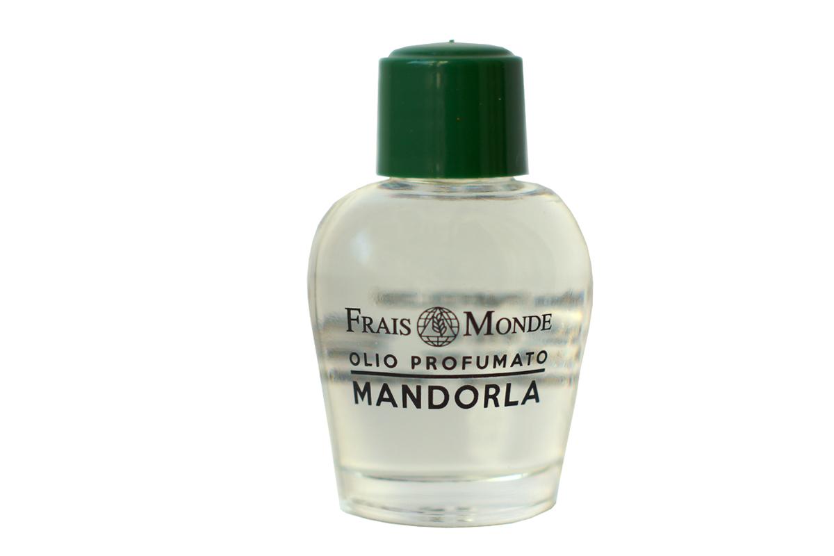 FraisMonde Парфюмерное масло Миндаль 12 мл.11003050Это линия чудесных ароматов, созданных на основе чистых эфирных масел растений. В составе масел – только 100 % натуральные компоненты, минеральные соли, растительные консерванты и эмульгаторы. Не содержит спирта. Идеальная альтернатива спиртосодержащим духам и туалетным водам, дарит коже длительный, легкий и изысканный аромат. Не раздражает и не сушит кожу, расслабляет и успокаивает. Масло Миндаля характеризуется красивым пряным запахом, с легкой сладостью и небольшими оттенками горчинки