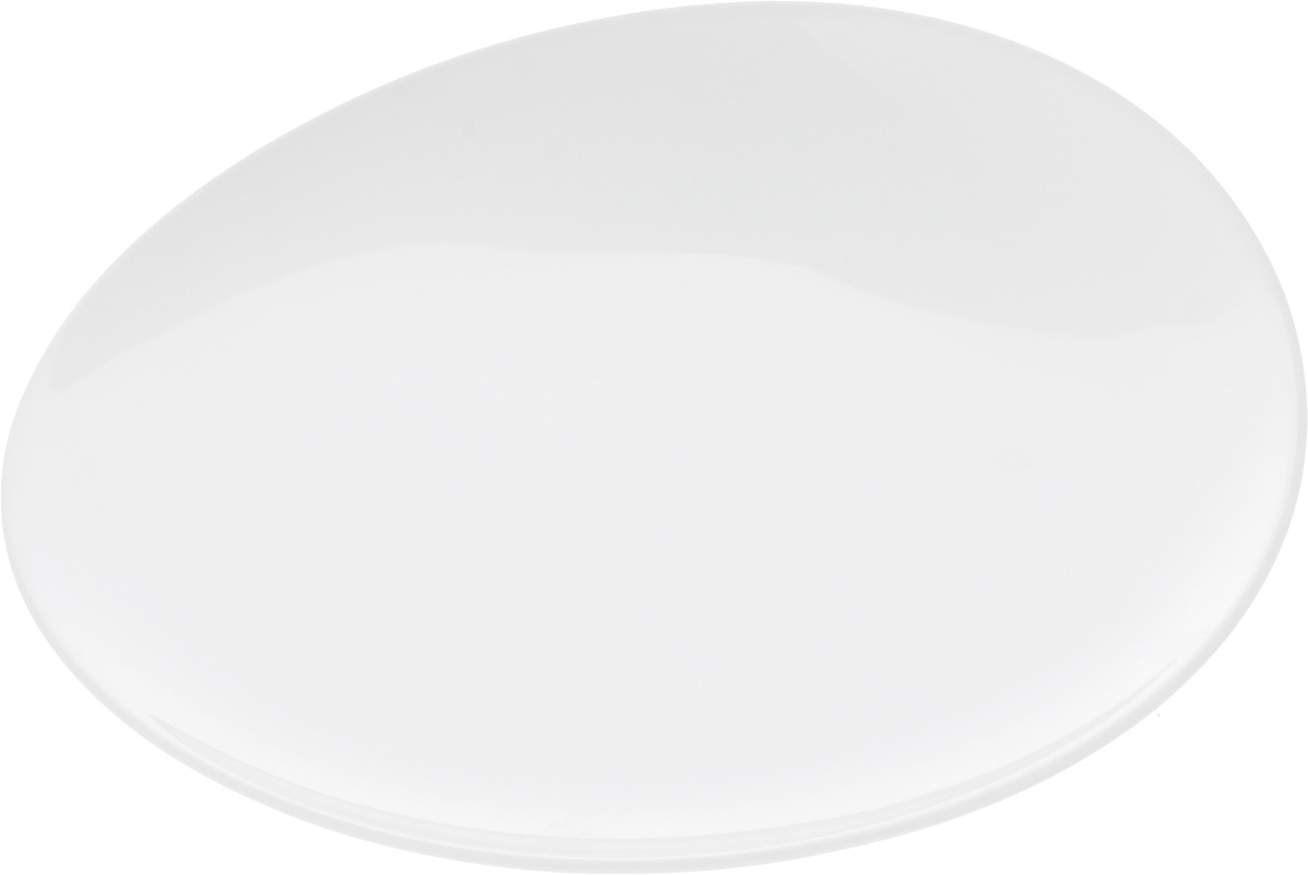 Тарелка Ariane Коуп, диаметр 21 смFS-91909Оригинальная тарелка Ariane Коуп изготовлена из высококачественного фарфора с глазурованным покрытием и имеет приподнятый край. Изделие круглой формы идеально подходит для сервировки закусок и других блюд. Такая тарелка прекрасно впишется в интерьер вашей кухни и станет достойным дополнением к кухонному инвентарю. Можно мыть в посудомоечной машине и использовать в микроволновой печи. Диаметр тарелки (по верхнему краю): 21 см. Максимальная высота тарелки: 3 см.