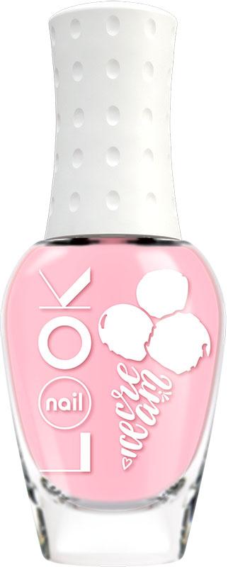Nail LOOK Лак для ногтей Nail LOOK серии Yummy Ice Cream, Strawberry Dream, 8,5 мл1301210Лето-пора беззаботного веселья, отдыха, ярких нарядов и буйства красок. В жаркую погоду хочется побаловать себя чем то вкусным и освежающим. Представляем игривую и вкусную летнюю коллекцию Yummy Ice Cream. Розовый оттенок напоминающий клубничное мороженое. Нежность и привлекательность этого цвета покоряет с первой минуты. Розовый во всех проявлениях-фаворит модных весенне-летних показов сезона 2017.