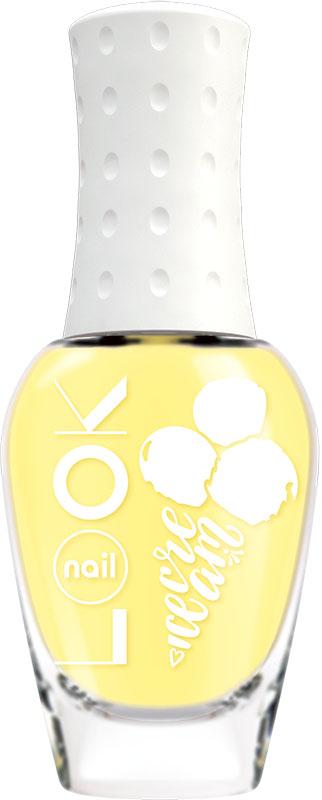 Nail LOOK Лак для ногтей Nail LOOK серии Yummy Ice Cream, Mango Tango, 8,5 млSC-FM20104Лето-пора беззаботного веселья, отдыха, ярких нарядов и буйства красок. В жаркую погоду хочется побаловать себя чем то вкусным и освежающим. Представляем игривую и вкусную летнюю коллекцию Yummy Ice Cream. Насыщенный желтый оттенок, доминирующий цвет летней палитры. Похож на солнечную спелую мякоть экзотического фрукта.