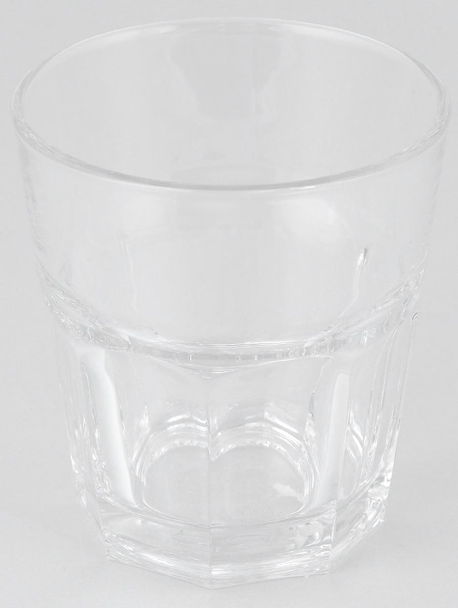 Стакан Pasabahce Касабланка, 355 мл42756//Стакан Pasabahce Касабланка изготовлен из прозрачного стекла. Идеально подходит для сервировки стола.Стакан не только украсит ваш кухонный стол, но и подчеркнет прекрасный вкус хозяйки. Диаметр стакана (по верхнему краю): 9,3 см. Высота стакана: 10 см.