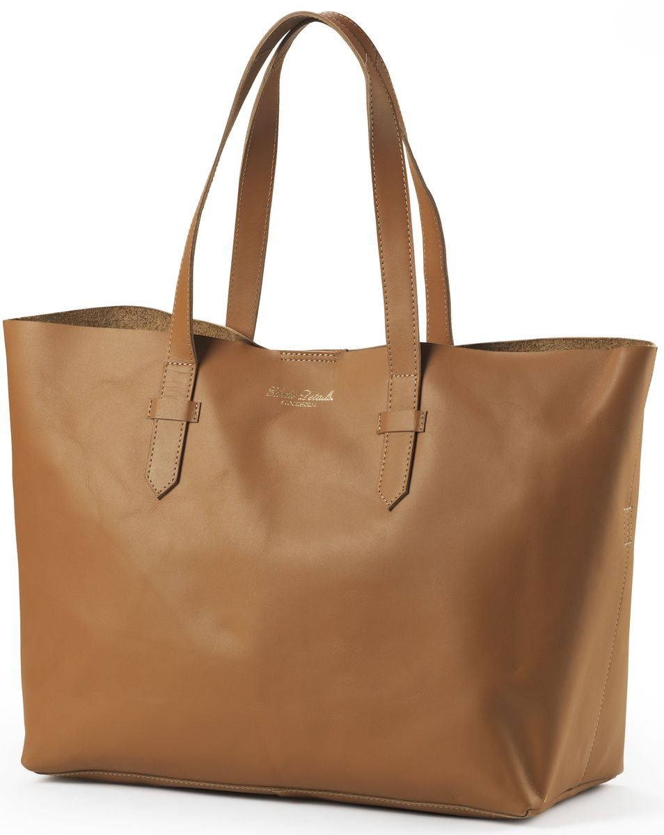 Elodie Details Сумка для мамы Chestnut Leather цвет коричневый