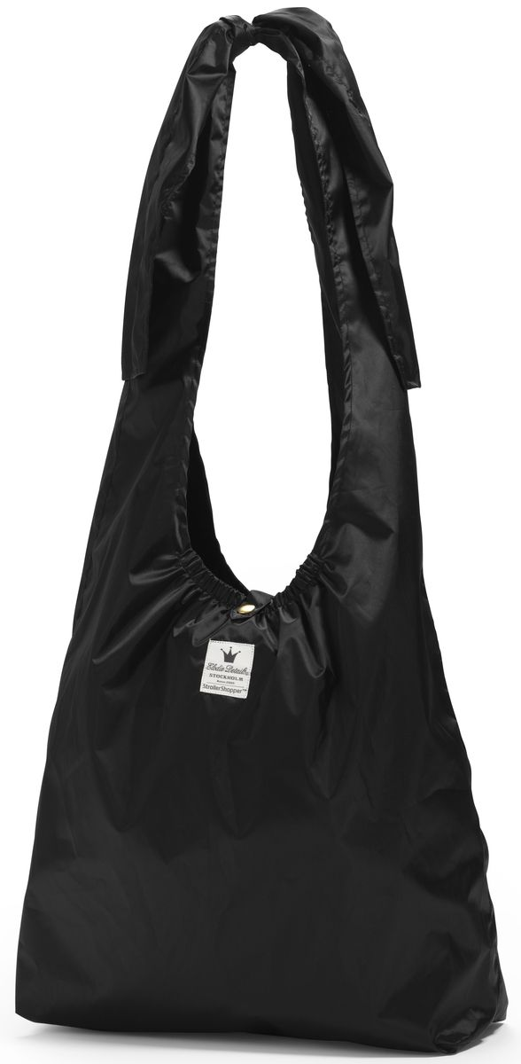 Elodie Details Сумка для мамы Brilliant Black Stroller Shopper цвет черный - Сумки для мам