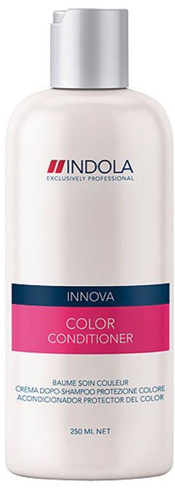 Indola Кондиционер для окрашенных волос Color Conditioner 250 млAC-1121RDIndola Кондиционер для окрашенных волос. Обеспечивает длительное сохранение цвета окрашенных волос даже после 30-го мытья. Обогащен экстрактом минерала, защитным УФ-фильтром, гидролизованным кератином и маслом абрикосовых косточек. Усиливает внутреннюю структуру волоса, защищая его от УФ-лучей. Придает интенсивный и здоровый блеск волосам. Рекомендуется использовать в комплексе с шампунем Indola Color.