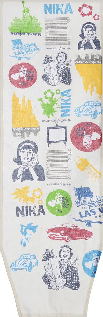 Чехол для гладильной доски Nika