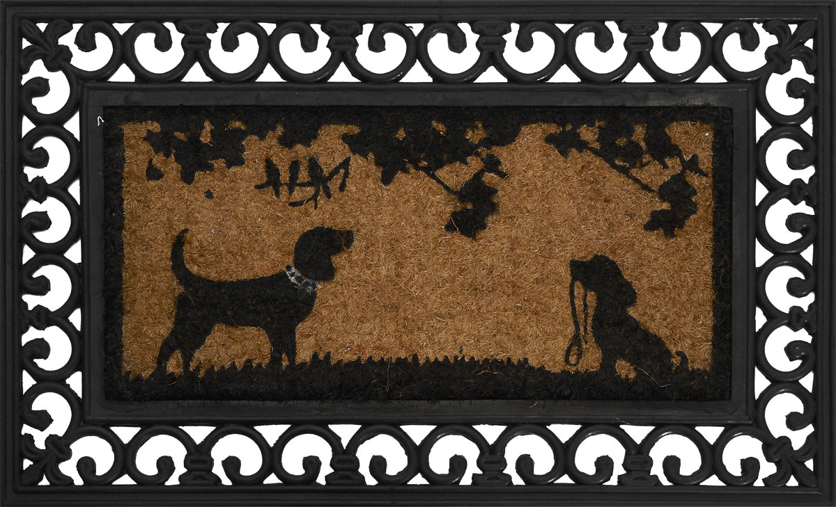 Коврик для домашних животных Happy House, 75 х 45 х 2 см