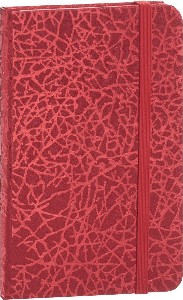 Brauberg Бизнес-блокнот Irida 64 листа в линейку цвет красный4810764001429Блокнот Brauberg Irida - незаменимый атрибут современного человека, необходимый для рабочих и повседневных записей в офисе и дома.Обложка блокнота выполнена из картона и оформлена надписью бренда.Яркое и блестящее исполнение этой серии блокнотов не оставит равнодушной любую модницу. Блокноты с твердой обложкой, с листами кремового цвета и резинкой-фиксатором.