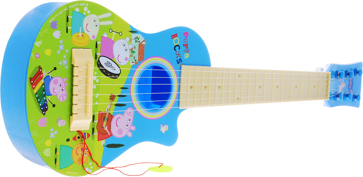 Peppa Pig Гитара Пеппы