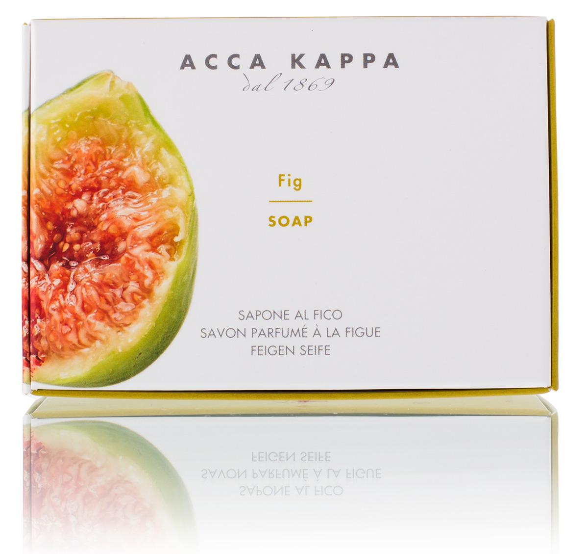 Acca Kappa Мыло туалетное Фига 150 грSatin Hair 7 BR730MNМыло создано с использованием традиционных методов из сырья исключительно растительного происхождения.