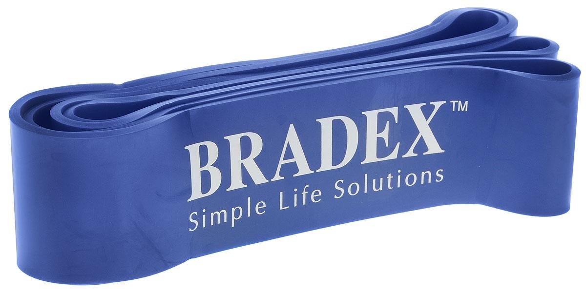 Эспандер-лента Bradex, ширина 6,4 см, 23-68 кгSF 0085Легкий и портативный тренажер эспандер-лента Bradex поможет увеличить силу и выносливость, растянуть и укрепить мышцы. Эспандер выполнен из латекса и имеет замкнутую форму. Изделие может также применяться для облегчения выполнения некоторых упражнений. Длина эспандера (в нерастянутом виде): 2 м.