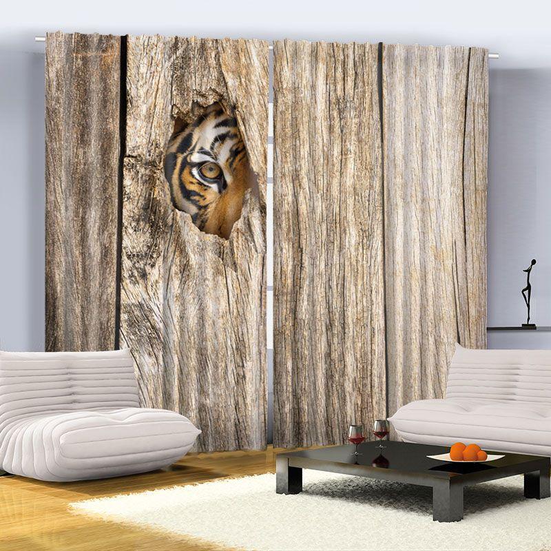 Комплект фотоштор Magic Lady Любопытный тигр, на ленте, высота 265 см. шсг_127251004900000360Компания Сэмболь изготавливает шторы из высококачественного сатена (полиэстер 100%). При изготовлении используются специальные гипоаллергенные чернила для прямой печати по ткани, безопасные для человека и животных. Экологичность продукции Magic lady и безопасность для окружающей среды подтверждены сертификатом Oeko-Tex Standard 100. Крепление: крючки для крепления на шторной ленте (50 шт). Возможно крепление на трубу. Внимание! При нанесении сублимационной печати на ткань технологическим методом при температуре 240°С, возможно отклонение полученных размеров (указанных на этикетке и сайте) от стандартных на + - 3-5 см. Производитель старается максимально точно передать цвета изделия на фотографиях, однако искажения неизбежны и фактический цвет изделия может отличаться от воспринимаемого по фото. Обратите внимание! Шторы изготовлены из полиэстра сатенового переплетения, а не из сатина (хлопок). Размер одного полотна шторы: 145х265 см. В комплекте 2 полотна шторы и 50 крючков.