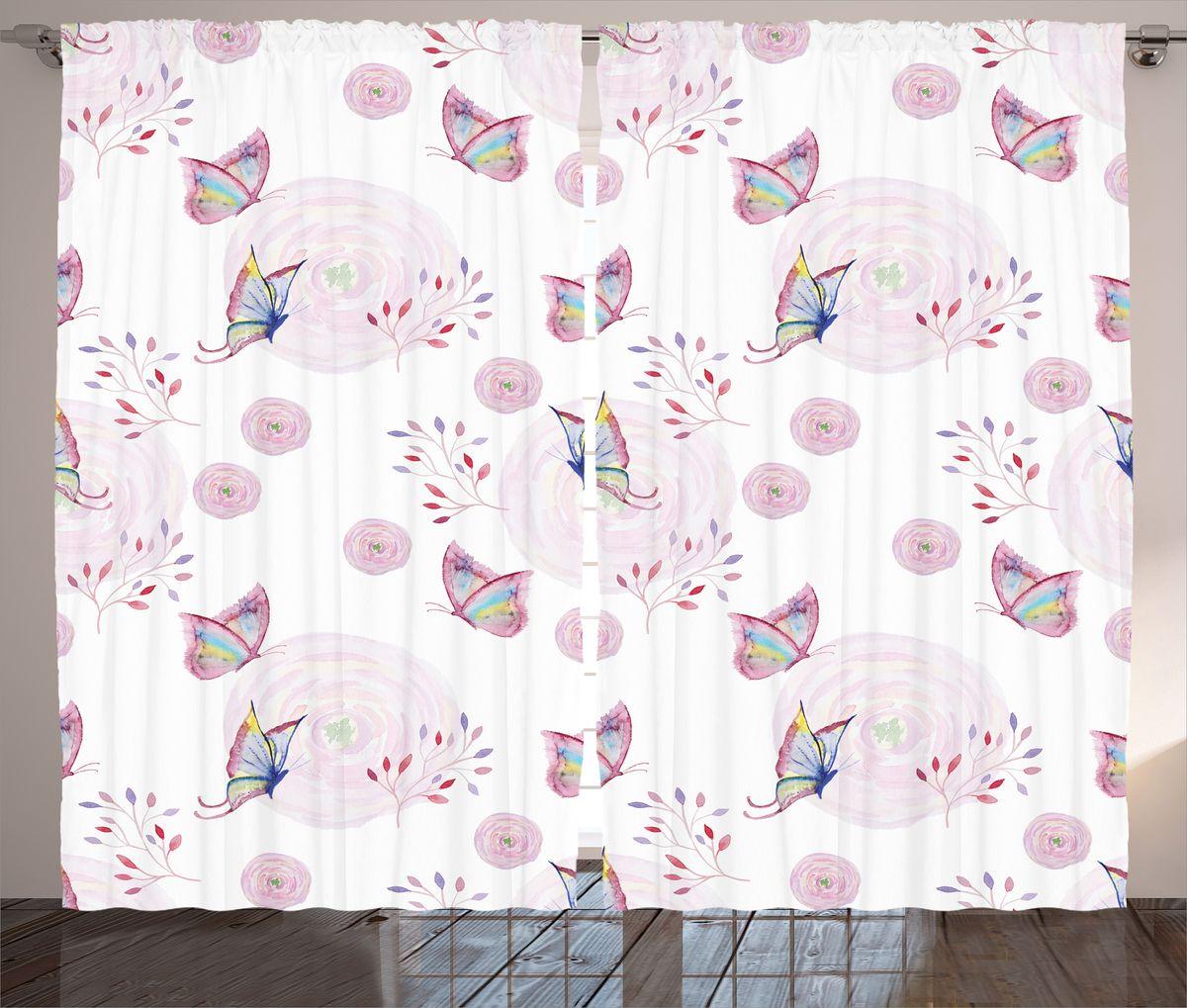 Комплект фотоштор Magic Lady, на ленте, высота 265 см. шсг_15910шсг_5217Компания Сэмболь изготавливает шторы из высококачественного сатена (полиэстер 100%). При изготовлении используются специальные гипоаллергенные чернила для прямой печати по ткани, безопасные для человека и животных. Экологичность продукции Magic lady и безопасность для окружающей среды подтверждены сертификатом Oeko-Tex Standard 100. Крепление: крючки для крепления на шторной ленте (50 шт). Возможно крепление на трубу. Внимание! При нанесении сублимационной печати на ткань технологическим методом при температуре 240°С, возможно отклонение полученных размеров (указанных на этикетке и сайте) от стандартных на + - 3-5 см. Производитель старается максимально точно передать цвета изделия на фотографиях, однако искажения неизбежны и фактический цвет изделия может отличаться от воспринимаемого по фото. Обратите внимание! Шторы изготовлены из полиэстра сатенового переплетения, а не из сатина (хлопок). Размер одного полотна шторы: 145х265 см. В комплекте 2 полотна шторы и 50 крючков.