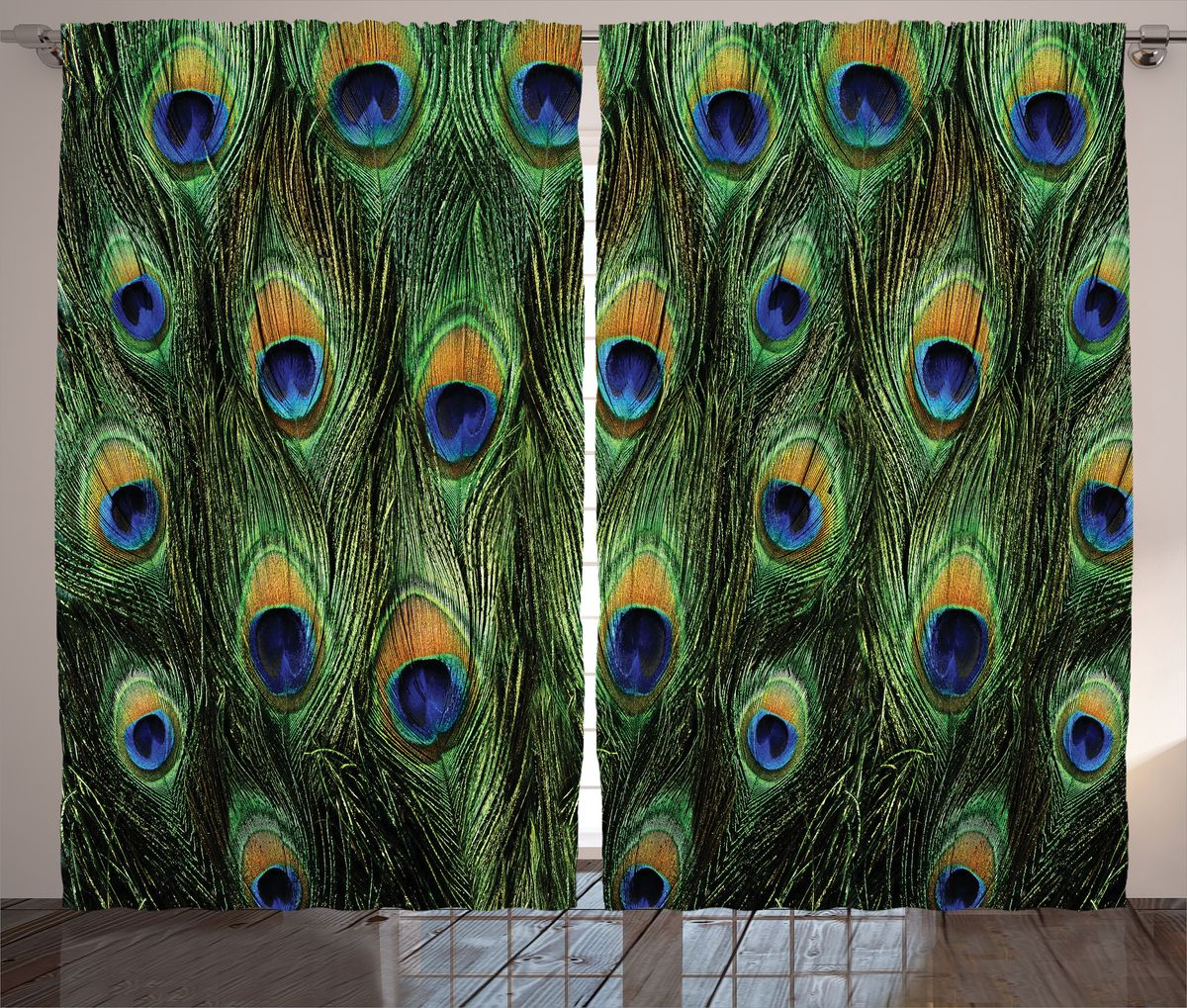 Комплект фотоштор Magic Lady, на ленте, высота 265 см. шсг_16420СД-05413-ФШ-ГБ-001Компания Сэмболь изготавливает шторы из высококачественного сатена (полиэстер 100%). При изготовлении используются специальные гипоаллергенные чернила для прямой печати по ткани, безопасные для человека и животных. Экологичность продукции Magic lady и безопасность для окружающей среды подтверждены сертификатом Oeko-Tex Standard 100. Крепление: крючки для крепления на шторной ленте (50 шт). Возможно крепление на трубу. Внимание! При нанесении сублимационной печати на ткань технологическим методом при температуре 240°С, возможно отклонение полученных размеров (указанных на этикетке и сайте) от стандартных на + - 3-5 см. Производитель старается максимально точно передать цвета изделия на фотографиях, однако искажения неизбежны и фактический цвет изделия может отличаться от воспринимаемого по фото. Обратите внимание! Шторы изготовлены из полиэстра сатенового переплетения, а не из сатина (хлопок). Размер одного полотна шторы: 145х265 см. В комплекте 2 полотна шторы и 50 крючков.