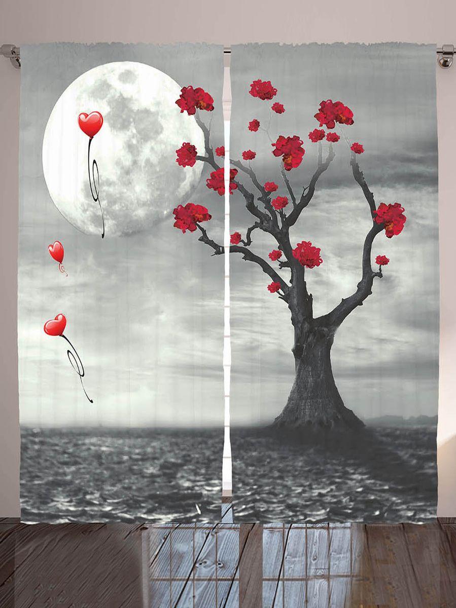 Комплект фотоштор Magic Lady Цветы на сухом дереве, на ленте, высота 265 см. шсг_658921287Компания Сэмболь изготавливает шторы из высококачественного сатена (полиэстер 100%). При изготовлении используются специальные гипоаллергенные чернила для прямой печати по ткани, безопасные для человека и животных. Экологичность продукции Magic lady и безопасность для окружающей среды подтверждены сертификатом Oeko-Tex Standard 100. Крепление: крючки для крепления на шторной ленте (50 шт). Возможно крепление на трубу. Внимание! При нанесении сублимационной печати на ткань технологическим методом при температуре 240°С, возможно отклонение полученных размеров (указанных на этикетке и сайте) от стандартных на + - 3-5 см. Производитель старается максимально точно передать цвета изделия на фотографиях, однако искажения неизбежны и фактический цвет изделия может отличаться от воспринимаемого по фото. Обратите внимание! Шторы изготовлены из полиэстра сатенового переплетения, а не из сатина (хлопок). Размер одного полотна шторы: 145х265 см. В комплекте 2 полотна шторы и 50 крючков.