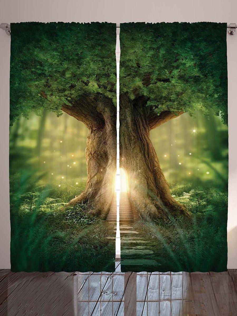 Комплект фотоштор Magic Lady Дом в старом дереве, на ленте, высота 265 см. шсг_762021203Компания Сэмболь изготавливает шторы из высококачественного сатена (полиэстер 100%). При изготовлении используются специальные гипоаллергенные чернила для прямой печати по ткани, безопасные для человека и животных. Экологичность продукции Magic lady и безопасность для окружающей среды подтверждены сертификатом Oeko-Tex Standard 100. Крепление: крючки для крепления на шторной ленте (50 шт). Возможно крепление на трубу. Внимание! При нанесении сублимационной печати на ткань технологическим методом при температуре 240°С, возможно отклонение полученных размеров (указанных на этикетке и сайте) от стандартных на + - 3-5 см. Производитель старается максимально точно передать цвета изделия на фотографиях, однако искажения неизбежны и фактический цвет изделия может отличаться от воспринимаемого по фото. Обратите внимание! Шторы изготовлены из полиэстра сатенового переплетения, а не из сатина (хлопок). Размер одного полотна шторы: 145х265 см. В комплекте 2 полотна шторы и 50 крючков.