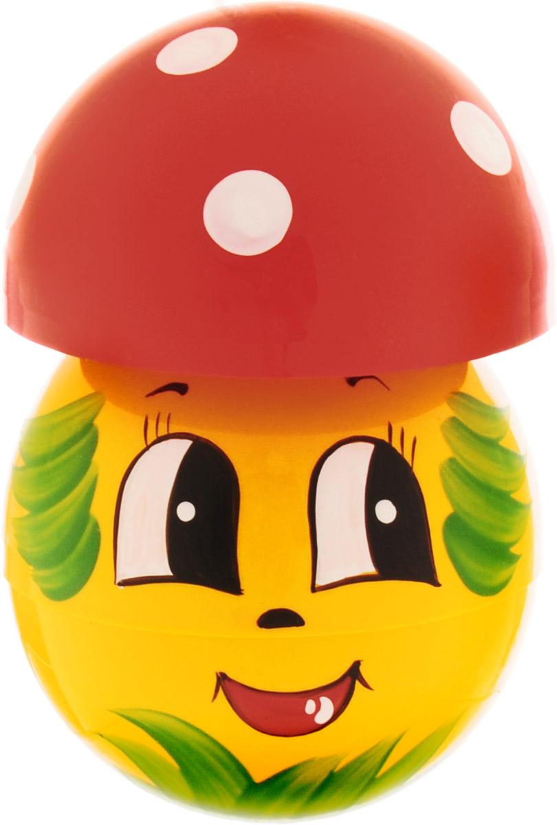 Завидов Неваляшка Гриб цвет желтый завидов неваляшка гриб