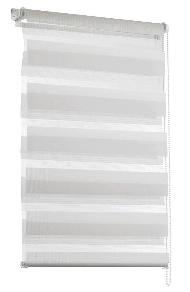 Штора рулонная Эскар Миниролло. День-Ночь, цвет: белый, ширина 57 см, высота 150 см112825Однотонная палитра - будет идеально гармонировать в любом интерьере, сочетаться с обоями, мебелью и другими функциональными или стилевыми элементами.Преимущества применения рулонных штор Эскар Миниролло. День-Ночь для пластиковых окон: - имеют прекрасный внешний вид: многообразие и фактурность материала изделия отлично смотрятся в любом интерьере - многофункциональны: есть возможность подобрать шторы способные эффективно защитить комнату от солнца, при этом она не будет слишком темной - есть возможность осуществить быстрый монтаж. ВНИМАНИЕ! Размеры ширины изделия указаны по ширине ткани! Для выбора правильного размера необходимо учитывать - ткань должна закрывать оконное стекло на 3 см. Во время эксплуатации не рекомендуется полностью разматывать рулон, чтобы не оторвать ткань от намоточного вала. В случае загрязнения поверхности ткани, чистку шторы проводят одним из способов, в зависимости от типа загрязнения: легкое поверхностное загрязнение можно удалить при помощи канцелярского ластика; чистка от пыли производится сухим методом при помощи пылесоса с мягкой щеткой-насадкой; для удаления пятна используйте мягкую губку с пенообразующим неагрессивным моющим средством или пятновыводитель на натуральной основе (нельзя применять растворители).