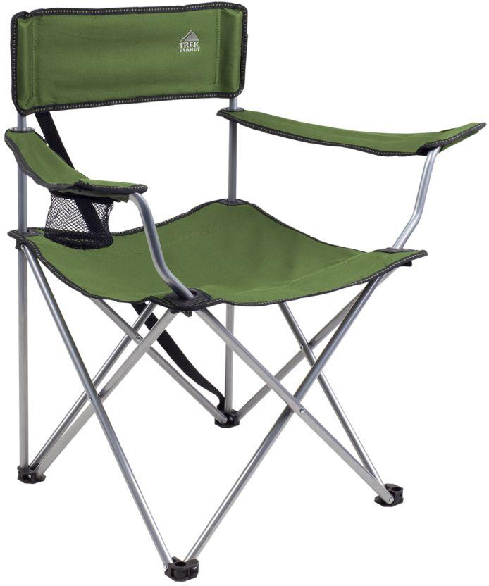 Кресло складное TREK PLANET Picnic Promo, кемпинговое, 51х51х77смLIFC005/70634Небольшое, но очень удобное складное кресло PICNIC PROMO незаменимый спутник в поездках на природу, охоте, рыбалке.Все для Вашего комфорта: удобное сиденье, широкие подлокотники, держатель для бутылок.Прочный материал сиденья 600D полиэстер с защитой от ультрафиолетового излучения, не впитывает влагу и быстро сохнет.Ножки с защитой из прочного пластика, предотвращают проваливание кресла в землю и песок.Компактно складывается, фиксируется на липучку, имеет лямку для переноски.- Удобное сиденье.- Очень легкое.- Широкие подлокотники.- Держатель для бутылок.- Защита от УФО.- Дополнительная лямка на самом кресле для переноски без чехла.- Чехол с лямкой для переноски и хранения.