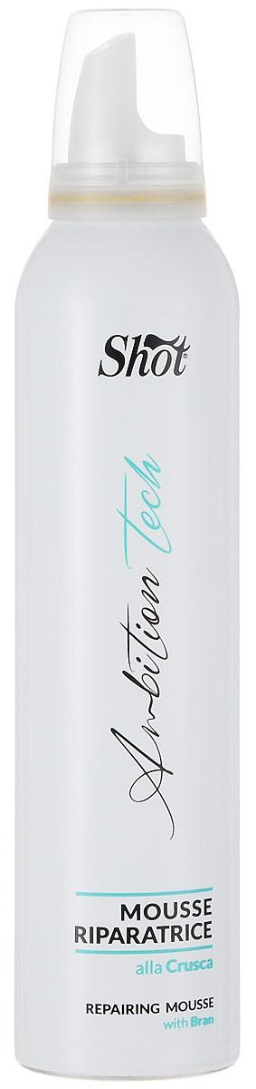 Shot Love Hair - Восстанавливающий мусс с отрубями 250 млMP59.4DОтруби, входящие в состав мусса Шот, глубоко питают волосы, способствуют восстановлению структуры волос и наполняют их живительной влагой.Уникальная формула мусса подарит вашим волосам невероятный сияющий блеск и наполнит их живительной силой и энергией. Результат:- Регулярное использование мусса Shot прекрасным образом оздоровит ваши волосы, вернет им природную мягкость, эластичность и здоровый сияющий блеск.Состав:- отруби.