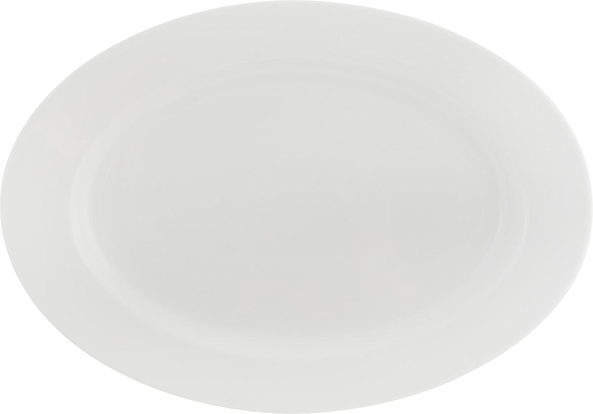 Блюдо Ariane Прайм, овальное, 26 x 18 см115610Сервировочное блюдо Ariane Прайм, изготовленное из высококачественного фарфора,прекрасно подойдет для подачи нарезок, закусок и других блюд. Белоснежное изделие украситсервировку вашего стола и подчеркнет прекрасныйвкус хозяйки.Можно мыть в посудомоечной машине и использовать в СВЧ.Размер блюда (по верхнему краю): 26 х 18 см.Высота блюда: 2,5 см.