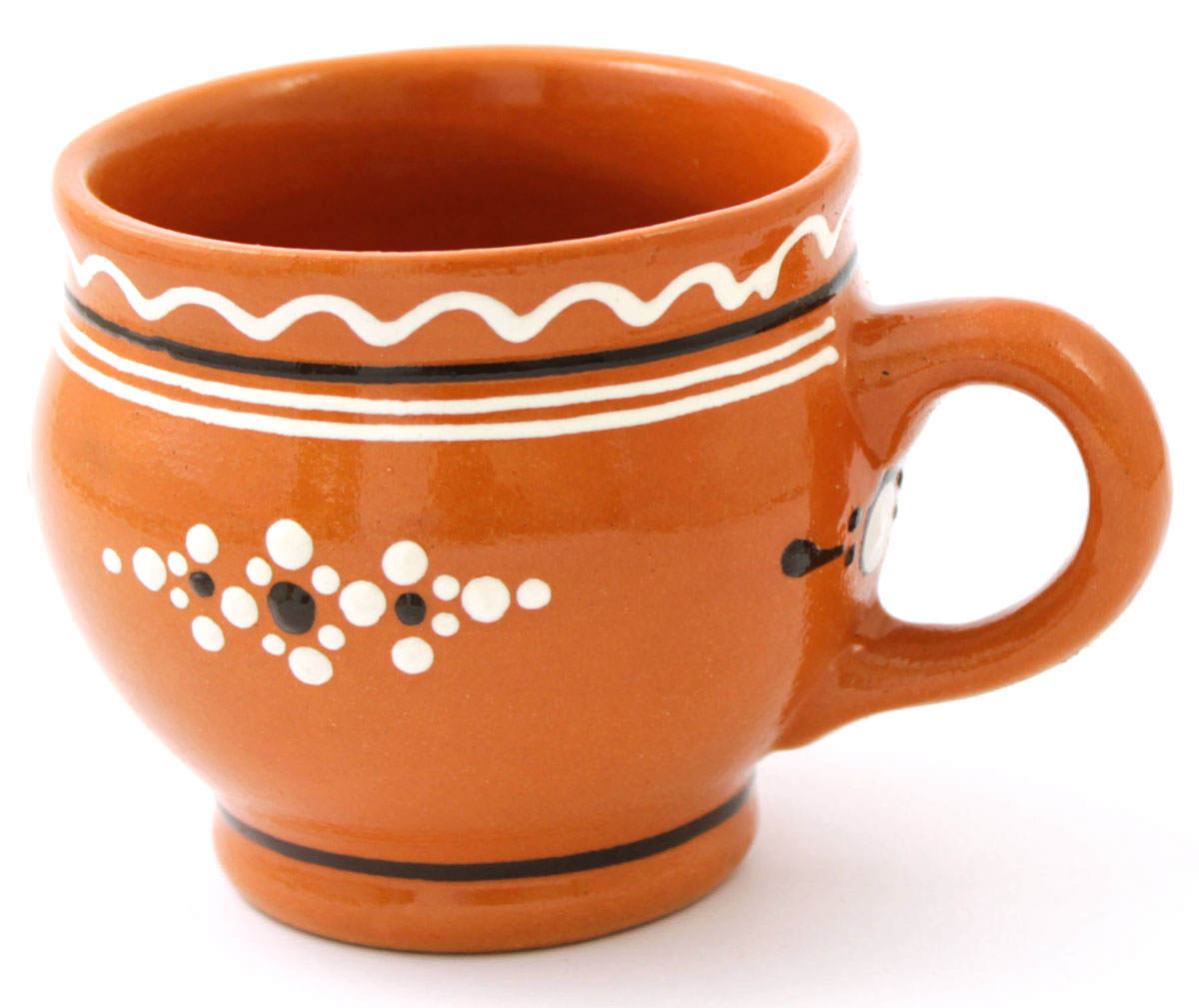 Кружка Ломоносовская керамика Крошка, 200 мл391602Кружка Ломоносовская керамика Крошка выполнена из высококачественной глины и оформлена оригинальным рисунком. Такая кружка прекрасно оформит стол к чаепитию и станет его неизменным атрибутом.