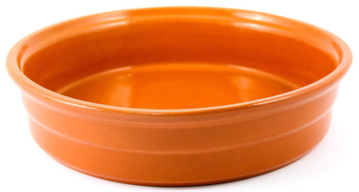 Форма для пирога Ломоносовская керамика Ceramisu, круглая, диаметр: 22 см54 009312Форма для запекания Ломоносовская керамика Ceramisu выполнена из высококачественной керамика. Уникальные свойства глины и толстые стенки изделия обеспечивают эффект русской печи при приготовлении блюд. Блюда, приготовленные в керамическом форме, получаются нежными и сочными. Это один из самых здоровых способов готовки.
